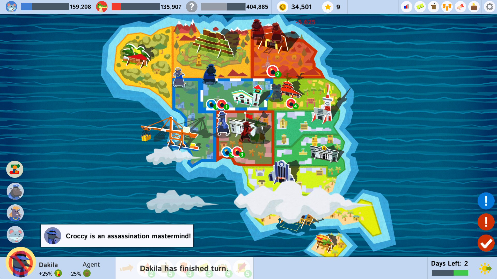 Image of: Rpg Political Animals Game Screenshot Political Animals Game